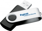 Custom Rotate Flash Drive - 1gb