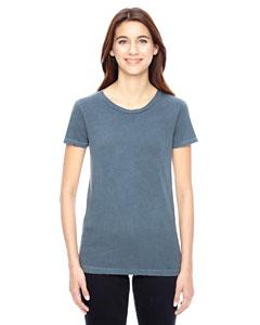 Custom Alternative Ladies Distressed Vintage T-shirt