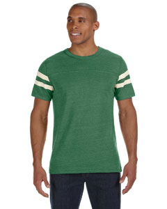 Custom Alternative Mens Eco Short-sleeve Football T-shirt