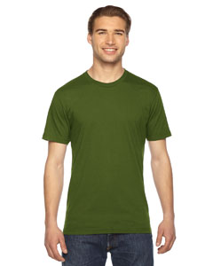 Custom American Apparel Unisex Fine Jersey Short-sleeve T-shirt