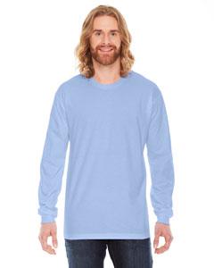Custom American Apparel Unisex Fine Jersey Long-sleeve T-shirt