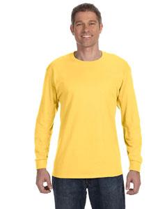 Custom Jerzees 5.6 Oz., 50/50 Heavyweight Blend™ Long-sleeve T-sh