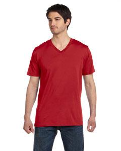 Custom Bella Unisex Jersey Short-sleeve V-neck T-shirt