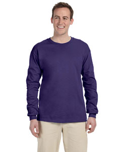 Custom Jerzees 5 Oz. Hidensi-t® Long-sleeve T-shirt