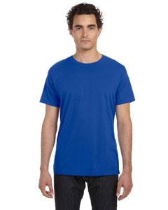 Custom Bella Unisex Poly-cotton Short-sleeve T-shirt