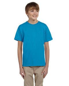 Custom Fruit Of The Loom Youth 5 Oz., 100% Heavy Cotton Hd® T-shirt