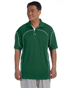 Custom Russell Athletic Mens Team Prestige Polo