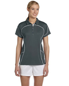 Custom Russell Athletic Ladies Team Prestige Polo