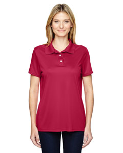 Custom Hanes Ladies 4 Oz. Cool Dri® Polo