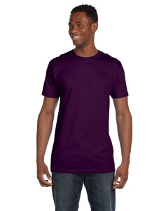 Custom Hanes 4.5 Oz., 100% Ringspun Cotton Nano-t® T-shirt