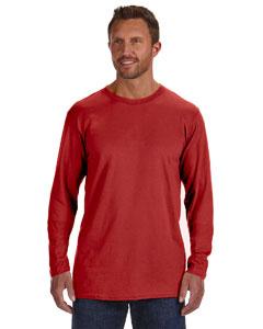 Custom Hanes 4.5 Oz., 100% Ringspun Cotton Nano-t® Long-sleeve T-sh