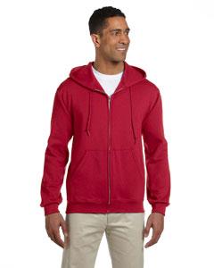 Custom Jerzees 9.5 Oz., 50/50 Super Sweats® Nublend® Fleece Ful