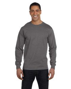 Custom Hanes 6.1 Oz. Long-sleeve Beefy-t®
