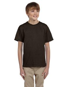 Custom Hanes Youth 5.2 Oz., 50/50 Comfortblend® Ecosmart® T-shi