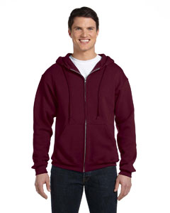 Custom Russell Athletic Dri-power® Fleece Full-zip Hood