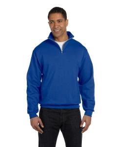 Custom Jerzees 8 Oz., 50/50 Nublend® Quarter-zip Cadet Collar Sweat