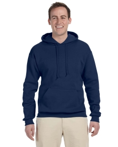 Custom Jerzees 8 Oz., 50/50  Nublend® Fleece Pullover Hood