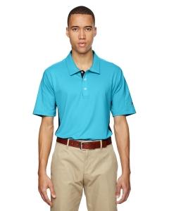 Custom Adidas Golf Puremotion® Colorblock 3-stripes Polo
