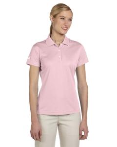 Custom Adidas Golf Ladies Climalite® Basic Short-sleeve Polo