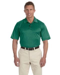 Custom Adidas Golf Mens Climalite® Heather Polo