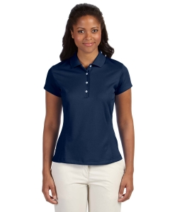 Custom Adidas Golf Ladies Climalite® Solid Polo