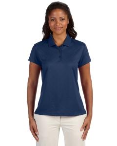 Custom Adidas Golf Ladies Climacool® Diagonal Textured Polo