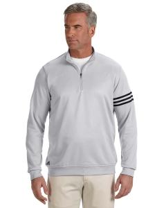 Custom Adidas Golf Mens Climalite® 3-stripes Pullover