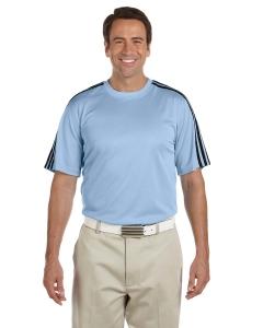 Custom Adidas Golf Mens Climalite® 3-stripes T-shirt