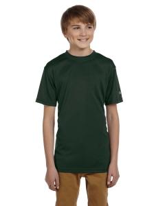 Custom Champion Double Dry® Youth 4.1 Oz. Interlock T-shirt