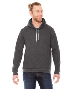 Custom American Apparel Unisex Flex Fleece Drop Shoulder Pullover Hoodi