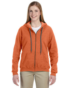 Custom Gildan Heavy Blend™ Ladies 8 Oz. Vintage Classic Full-zip