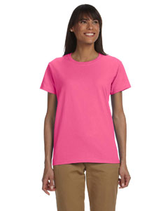 Custom Gildan Ultra Cotton® Ladies 6 Oz. T-shirt