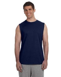 Custom Gildan Ultra Cotton® 6 Oz. Sleeveless T-shirt
