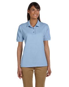Custom Gildan Ultra Cotton® Ladies 6.5 Oz. Pique Polo