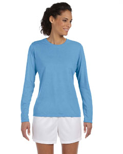 Custom Gildan Performance™ Ladies 4.5 Oz. Long-sleeve T-shirt