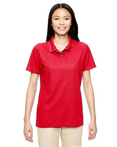 Custom Gildan Performance™ Ladies 5.6 Oz. Double Pique Polo