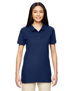 Custom Gildan Premium Cotton™ Ladies 6.5 Oz. Double Pique Sport S