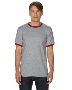 Custom Gildan Dryblend® 5.6 Oz. Ringer T-shirt