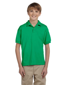 Custom Gildan Dryblend® Youth 5.6 Oz., 50/50 Jersey Polo