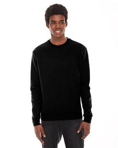 Custom American Apparel Unisex Classic Crew Sweatshirt