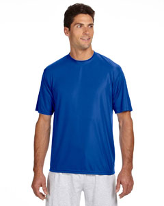 Custom A4 Short-sleeve Cooling Performance Crew Neck T-shirt