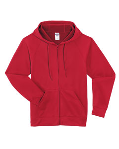 Custom Jerzees 6 Oz. Sport Tech Fleece Full-zip Hood