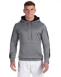 Custom Champion Performance 5.4 Oz. Colorblock Pullover Hood