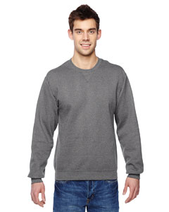 Custom Fruit Of The Loom 7.2 Oz. Sofspun™ Crewneck Sweatshirt