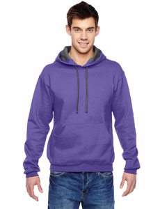 Custom Fruit Of The Loom 7.2 Oz. Sofspun™ Hooded Sweatshirt