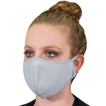 Blank Reusable Lightweight Fabric Face Masks