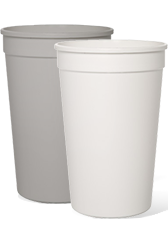 Blank 22oz Stadium Cups