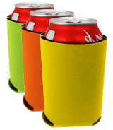 Blank Can Coolers