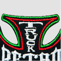 Hot Cut Border Patches
