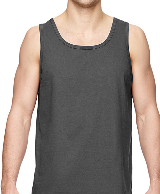 dcec0b16c884d ... 100% Heavy Cotton HD® Tank · Ash · Athletic Heather · Black · Charcoal  Grey ...
